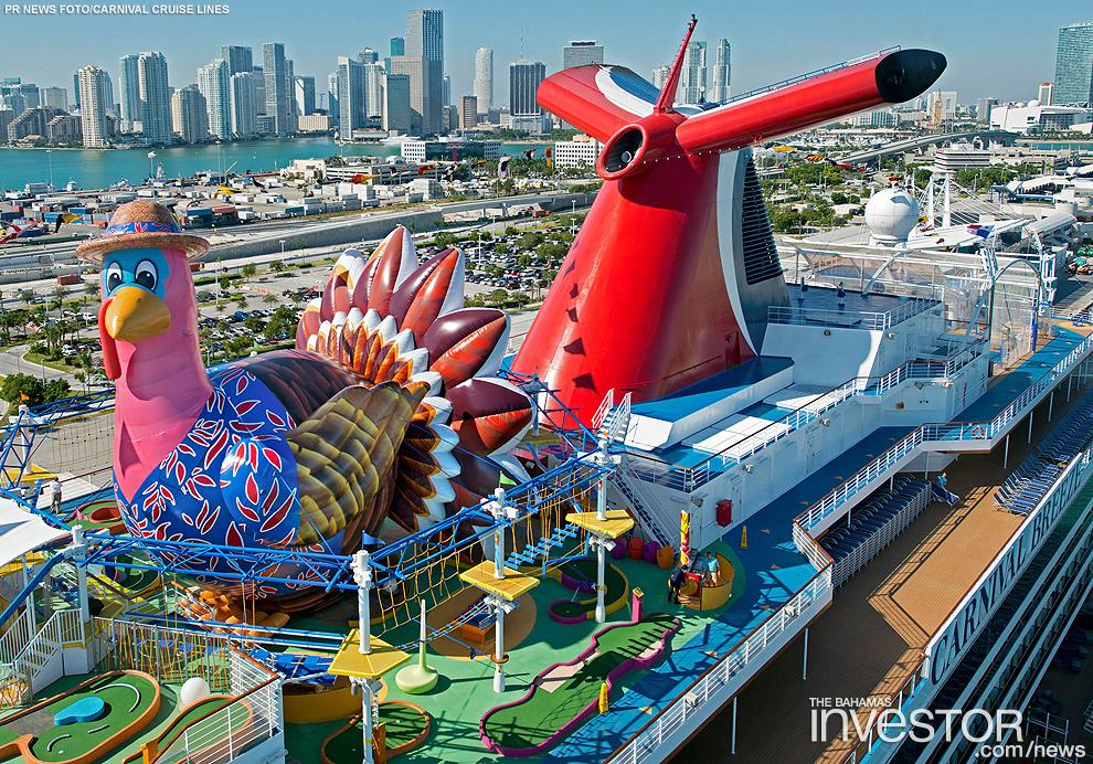 Carnival Donates To Florida Charity At Thanksgiving The