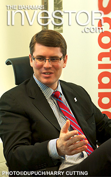 Scotiabank's managing director Kevin Teslyk