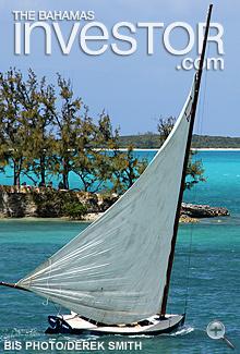 Bahamian sloop