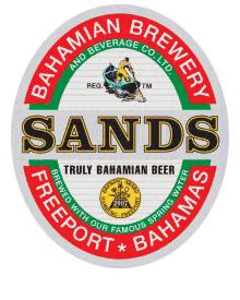 Sand Beer - Bahamas