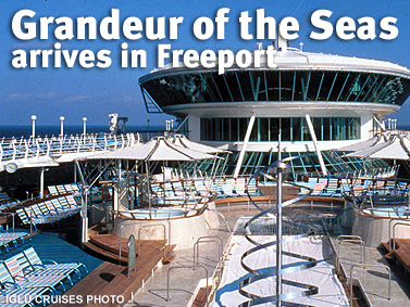 Grandeur of the Seas deck