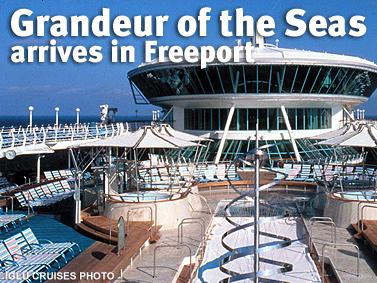 Grandeur of the Seas deck