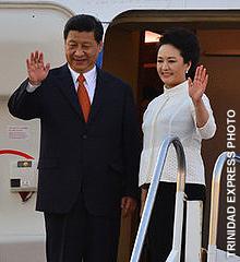 XI & WIFE