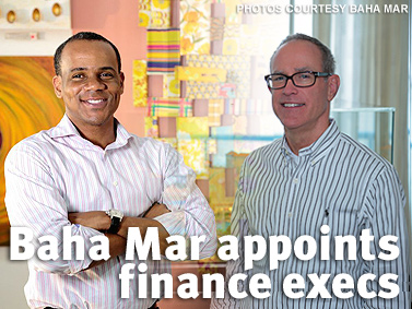 Baha Mar's Finance Execs