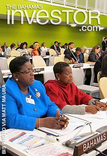 MG at UN