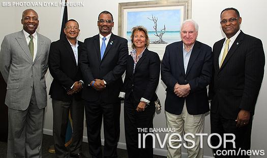 Education Minister visits Freeport