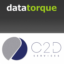 Data Torque and C2D Services LOGOS