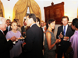 Diplomatic Week state reception - photos