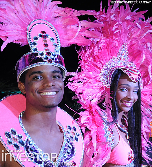 PM launches Junkanoo Carnival