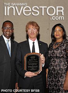 Deltec wins BFSB Appreciation Award