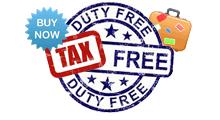 Tax & Duty Free!!