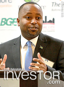 Minister of State Kwasi Thompson & Bahamas completes trade mission to US