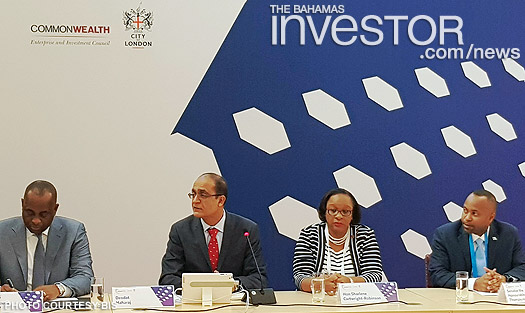 Bahamas focuses on tech at Commonwealth Business Forum