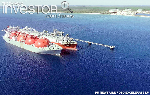 LNG energy firms first complete safe ship-to-ship transfer