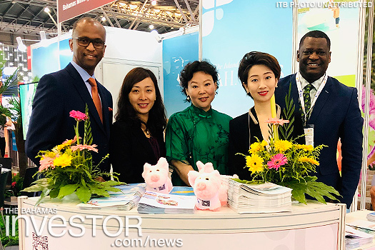 MOTA exhibits in China trade show