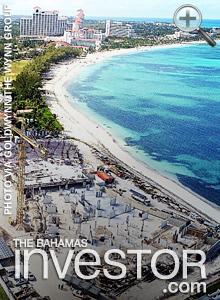 Goldwynn Bahamas development hits $50M in sales