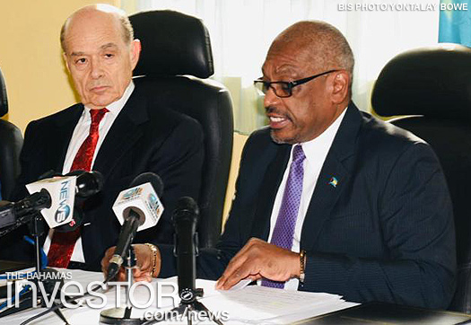 Government signs HoA on $300m project in South Abaco